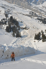 Avalanche ! (DONATURA) Tags: schnee snow nieve avalanche lawine alud