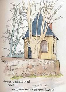 Montignac, promenade du Sol