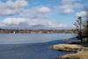 Mariaville Lake (fotofish64) Tags: blue cloud lake newyork color water rural landscape pretty pentax outdoor country bluesky waterice ks2 winterlandscape duanesburg capitaldistrict mariaville mariavillelake pentaxart da35mmf24 pentaxcamerautility