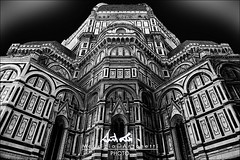 Magnificence of Florence (BlueMaury) Tags: bw architecture italia bn firenze duomo toscana biancoenero citt cattedrale rinascimento