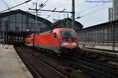 182 006 Regio, Berlin Friedrichstrae (Di Trani Roberto) Tags: berlin db 006 regio 182 friedrichstrase
