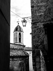 P1237429 (zullo_stefano) Tags: old bw italy vintage blackwhite oldstyle village country olympus tuscany oldtown zuiko pasttime oldtime e5 nocolors