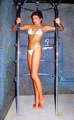 Stills-D-6-D3-W--photo by Alain Robichon (alainrobichon Thanks for 16 millions views) Tags: pool fashion by sarah hotel photo model photographer alain swimsuit spa sofitel photographe robichon