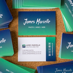Business Cards! (JamesMarcelle1) Tags: beautiful ink paper print cards typography james design video photographer graphic designer web business will printing tropical calligraphy hire marcelle farrant