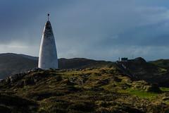 Baltimore Beacon (fastnetjones) Tags: ireland light wild lighthouse house west contrast way island marine cork baltimore atlantic beacon sherkin