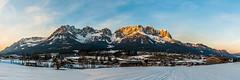 Wilder Kaiser, Tirol, Austria