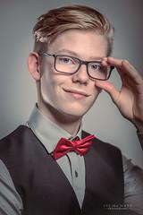 Hilmar Jn (SteinaMatt) Tags: boy portrait matt photography glasses confirmation ferming steinunn ljsmyndun steina matthasdttir steinamatt hilmarjnsgeirsson