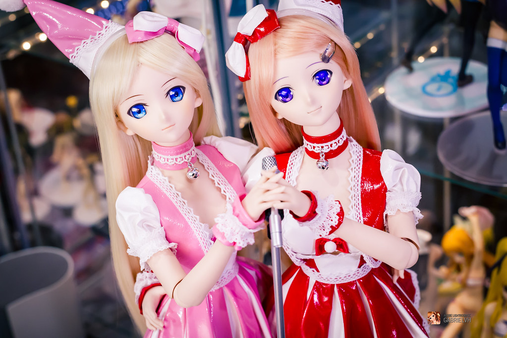 Maid Outfits (GabrielVH) Tags: cute stockings leather canon 50mm boots ...