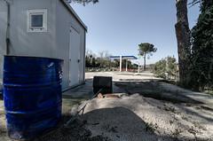 Gasoline 2.2 (Giulio Gigante) Tags: italy abandoned station project ed nikon tokina gasoline ruscha abruzzo giulio twentysix ortona allaperto eccoqua giuliogigantecom