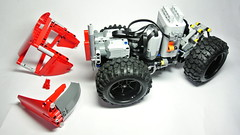 Lego Technic Articulated Tractor (with SBrick) (hajdekr) Tags: tractor brick smart car mobile drive automobile phone ride steering lego 4x4 sony engine cellphone vehicle motor remotecontrol agriculture bluetooth rc receiver articulated differential handson agro legotechnic cardan powerfunctions articulatedtractor sbrick remotecontrolling smartbrick smartrcreceiver