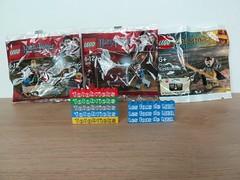 LEGO HAUL n 27 Custom Bricks Harry Potter Lord of the Rings Polybags (Totobricks) Tags: lego harrypotter lordoftherings haul elrond minifigures polybag totobricks lego30110 lego30111 lego5000202