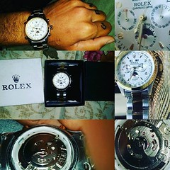 The Unboxing Of The #automatic #chrono