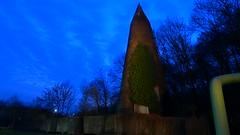 Spitzbunker (viernullvier) Tags: deutschland saarland nk neunkirchen neunkirchensaar