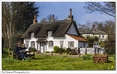 The White Cottage (Paul Simpson Photography) Tags: flowers home nature grass rural spring model whitehouse cottage lincolnshire petal daffodils appleby thatchedcottage northlincolnshire photosof imageof photoof imagesof southhumberside sonya77 paulsimpsonphotography march2016
