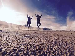 Up! #jump #atacama #atacamadesert (vivistrachi) Tags: jump atacama atacamadesert