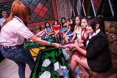 Reducing HIV Vulnerability Among Sex Workers (The Global Fund) Tags: girls sex women cambodia hiv testing health phnompenh adolescent prevention ktv outreach global fund sexworker karaokebar globalfund