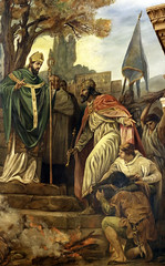 St Patrick Preaching (Lawrence OP) Tags: saint buffalo basilica patrick missionary stpatrick bishop lackawanna preaching evangelist ourladyofvictories