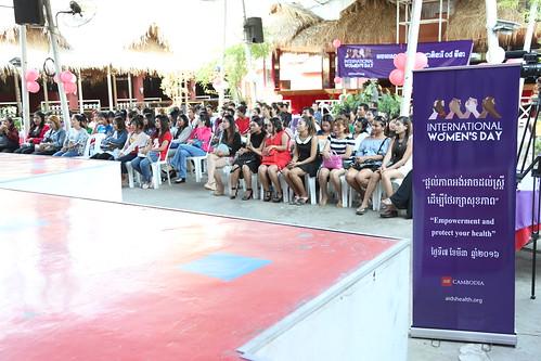 International Women's Day 2016: Cambodia