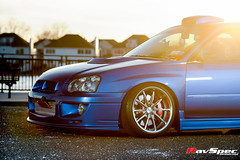 "WEDS Maverick 710S - Subaru STI 04 Blue • <a style=""font-size:0.8em;"" href=""http://www.flickr.com/photos/64399356@N08/25871539093/"" target=""_blank"">View on Flickr</a>"
