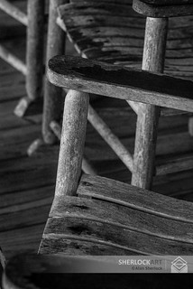 Deck Chairs- Pawleys Island, 2013