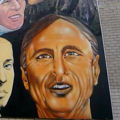 14 (oerendhard1) Tags: urban streetart art graffiti rotterdam rip johan 1947 2016 cruijff