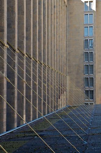 Architecture Tempelhof Flughafen