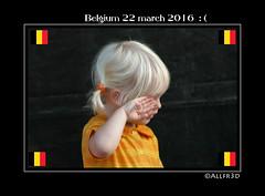 no God of any kind demands to kill people (allfr3d) Tags: portrait people portraits nikon child belgium belgique emo streetphotography belgi portret emotions belgica belgio autofocus portrets belgia  peopleinthestreet  spiritofphotography  nikonflickraward allfr3d  blgia bljm belica