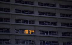 Tokyo 3918 (tokyoform) Tags: chris windows urban japan canon dark japanese grey tokyo asia alone tquio   japo japon giappone tokio 6d jepang japn  jongkind shinagawaku tkyto   chrisjongkind tokyoform