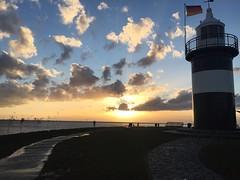 Little sunset mission . #sunset #keepexploring #flickr #sea #bremen (lynnjamie628) Tags: sunset sea flickr bremen keepexploring