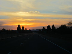 IMG_1749 (aaroncity) Tags: sunset oregon highway i5 interstate5