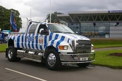 BILLY BOWIE TANKERS W11BOW (bobbyblack51) Tags: ford bowie billy f650 tankers 2015 truckfest ingleston w11bow