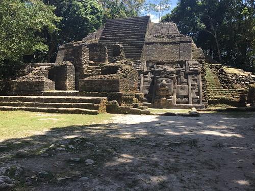 Lamanai Maya site, Orange Walk, BZ - Mar 24, 2016