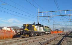 Tren Aljibe (Rodrigo yaez) Tags: chile santiago tren agua efe vagon aljibe d7148