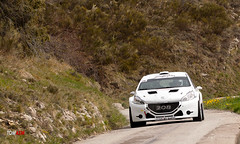 Peugeot 208 T16 R5 - Carestia (tomasm06) Tags: auto sport race rally course rallye paysdegrasse peugeot208t16r5