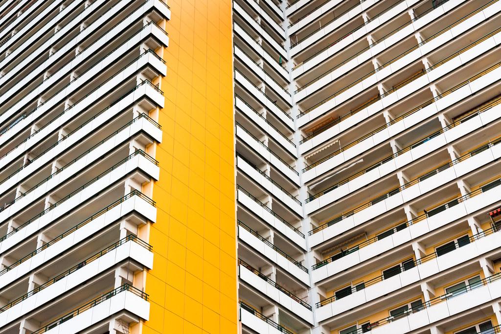 The world 39 s newest photos of balkone and hochhaus flickr for Designhotel ostdeutschland