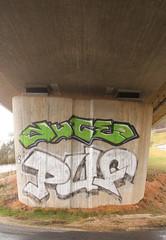 Dute. PUF. (universaldilletant) Tags: graffiti puf niedernhausen dute