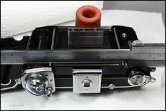 Ikonta 521-16 Film Plane Measurements (05) (Hans Kerensky) Tags: 120 6x6 film plane ikonta measurements 52116