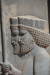 Persepolis bearded men (dan & emily) Tags: bear hairy man beard ancient unescoworldheritagesite persepolis archeologicalsite achaemenidempire