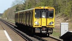 Merseyrail 507009 (North West Transport Photos) Tags: train liverpool br chester emu britishrail pep 507 508 bmr brel merseyrail electricmultipleunit liverpoolcentral 507009 mpte class507 merseyrailelectrics bromboroughrake 2c17