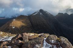 Sgurr Mor (Uldis K) Tags: tom scotland ross na highland mor torridon wester sgurr beinnalligin gruagaich