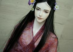 Flowery (Sad Sugar) Tags: eric doll sid sd bjd ih poupe iplehouse iple
