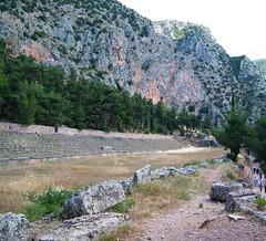 Estadio de Delfos Siglo V (vicentecamarasa) Tags: de v estadio delfos siglo