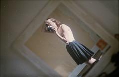 (Leanne Surfleet) Tags: selfportrait colour film 35mm expired zenite leannesurfleet