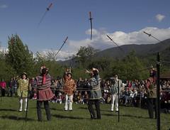 #43 Danza delle spade (Pioppo_) Tags: canon swords spade 60d new52