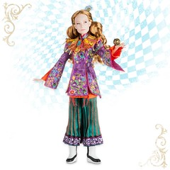 LIMITED EDITION ALICE THROUGH THE LOOKING GLASS DOLLS! (potc4mermaids) Tags: doll disney limited edition aliceinwonderland
