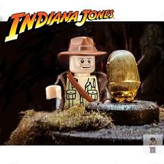 Careful Indy...careful... #Lego #adventure #indianajones #legoindiana #legoadventure #theidol #harrisonford (wigglesworthclarke) Tags: lego harrisonford adventure indianajones theidol legoadventure legoindiana