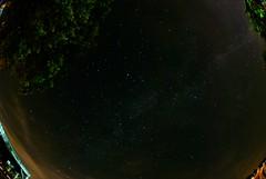 Night Sky from the Dock (aliluyya) Tags: longexposure sky night star glow twinkle
