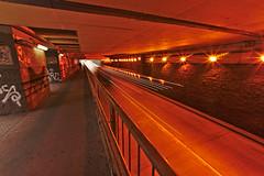 #99. Otro tunel. (adscvr) Tags: tunel lighttrail voigtlandersuperwideheliar15mmf45
