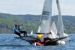 _DSF3822 (Frank Reger) Tags: bayern regatta skiff segeln segelboot 18ftammersee