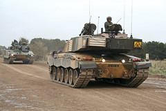 T.J. Neate Copyrighted Photograph (Neatescale) Tags: britisharmy salisburyplain tanks challenger2 spta 1rtr